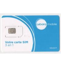 Сим карта Lebara Mobile Франция