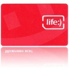 Сим карта Life:) Беларусь