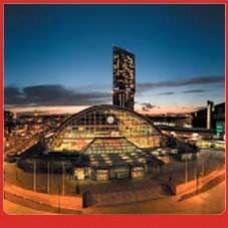 Прямой городской телефонный номер  Манчестера