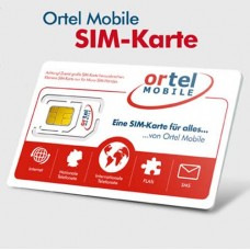 Сим карта OrtelMobile